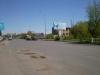Улица Ермекова.  Рядом находится автоцентр «Бахус», СМ «Аян»,  Химико-металлургический Институт, автопарк №1 (А)