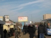 Улица Магнитогорская.  Район остановки «19 мкр-н» (В)